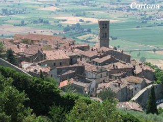 1 bedroom Apartment in Cortona, Tuscany, Italy : ref 5218373