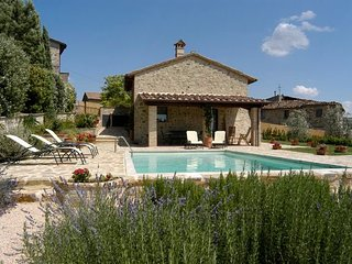 4 bedroom Villa in Poggibonsi, Tuscany, Italy - 5218238