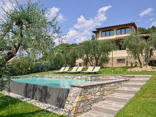 6 bedroom Villa in Poggibonsi, Tuscany, Italy - 5218292