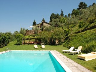 3 bedroom Villa in Lucca, Tuscany, Italy : ref 5218220