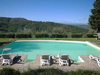 3 bedroom Villa in Strada in Chianti, Tuscany, Italy : ref 5218209