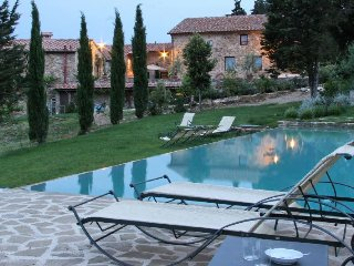 7 bedroom Villa in Barberino Val d'Elsa, Tuscany, Italy : ref 5218189