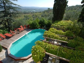 8 bedroom Villa in Guamo, Tuscany, Italy : ref 5218124