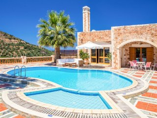 3 bedroom Villa in Kyrtomádos, Crete, Greece : ref 5218081