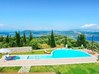 2 bedroom Villa in Spanochori, Ionian Islands, Greece : ref 5218006