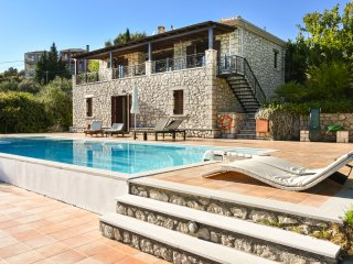 2 bedroom Villa in Spanochori, Ionian Islands, Greece : ref 5218002