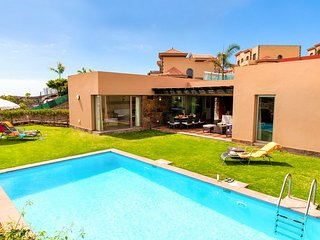 3 bedroom Villa in El Salobre, Canary Islands, Spain : ref 5217905