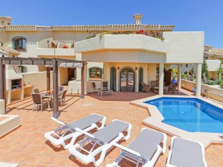 3 bedroom Villa in Atamaría, Murcia, Spain : ref 5217886