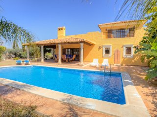 4 bedroom Villa in La Hoya del Camaino, Andalusia, Spain : ref 5217856