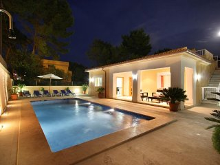4 bedroom Villa in Cala San Vicente, Balearic Islands, Spain : ref 5184311