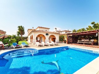 4 bedroom Villa in Sant Daniel, Catalonia, Spain : ref 5083872