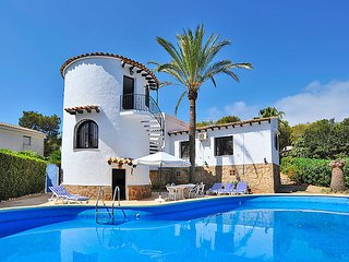 4 bedroom Villa in Xabia, Valencia, Spain : ref 5081698