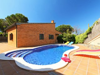 3 bedroom Villa in Lloret de Mar, Catalonia, Spain : ref 5059041
