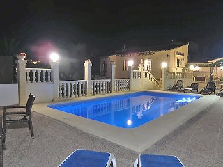 3 bedroom Villa in Xàbia, Valencia, Spain : ref 5044512