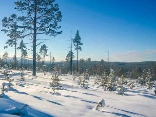 3 bedroom Villa in Inari, Lapland, Finland : ref 5035141