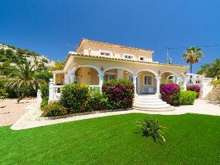 3 bedroom Villa in Moraira, Valencia, Spain : ref 5033601