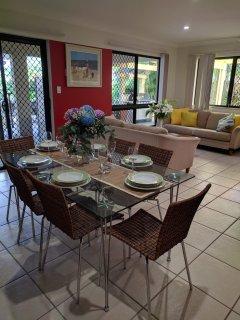 informal living space
