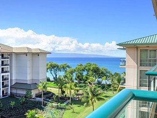 Maui Westside Properties: Honua Kai - Hokulani 612 - Great Ocean Views!