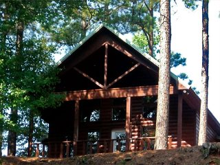 River Top Resort - Kingfisher Cabin