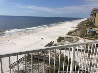 Top Floor Direct Gulf Front Beach Condo - Best Building at Seaside!