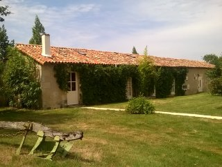 Gite 2 / Holiday Cottage Tranquil Organic Sheep Farm
