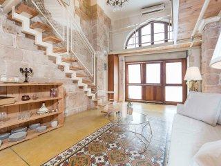 Hacharuv 6 Jaffa duplex - Sea N' Rent