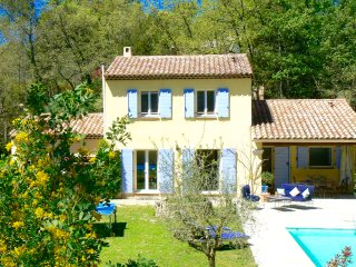 VILLA + STUDIO : Private property w/ POOL, HORSES, in middle of nature, gardens