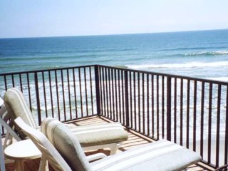 Penthouse Oceanfront Corner Unit ~ Best View ~ Private Hot Tub