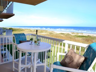 Relax at this Gorgeous Oceanfront Beach Oasis