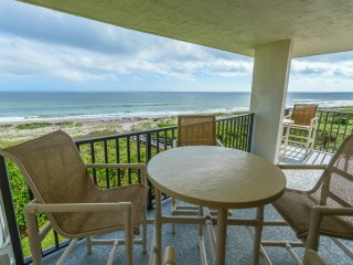 Penthouse Corner Unit with Large Oceanfront wraparound balcony