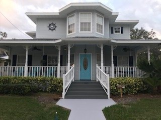 1925 Large, Historic Downtown Home-Everything's local & Walkable!, holiday rental in Bradenton
