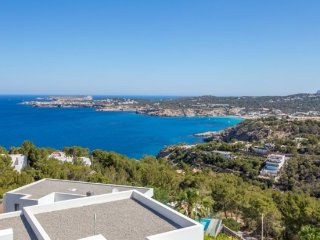 4 bedroom Villa in Cala Vadella, Balearic Islands, Spain : ref 5251896