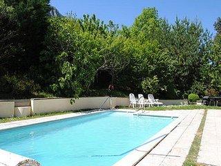 Villa Caudies  Pool