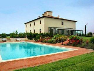 9 bedroom Villa in Castiglion Fiorentino, Tuscany, Italy : ref 5218164