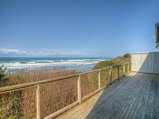 Gorgeous home with high end finishes and awe inspiring oceanfront views!