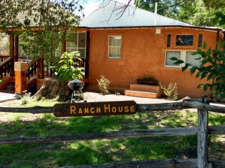 Old Ranch Headquarters
