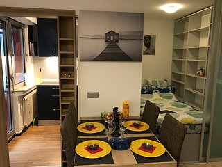 Modern studio-apartment 40 m² in Luxembourg city