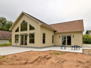 Luxury New Construction Waterfront - White Potato Lake