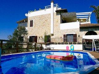 Casa vacanze Fiore 10 posti letto vista mare