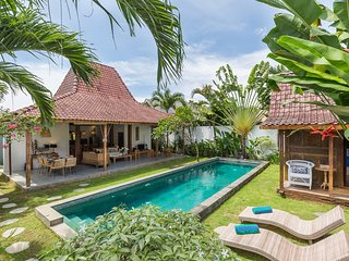 Summer Sale ! / Seminyak Prime Location / Natural Elegance / 4BDR