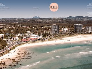 Apartment 806 Iconic Kirra Beach Coolangatta