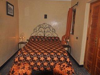Loue chambres d hôtes dans riad la porte des 5 jardins centre médina