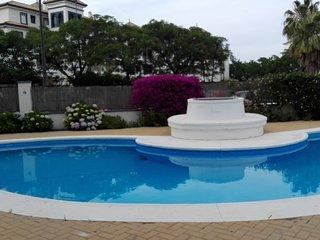 Precioso apartamento a 150 m de la playa y 20 m puerto deportivo