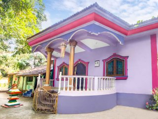 Comfortable 2-bedroom homestay, close to Mandrem beach