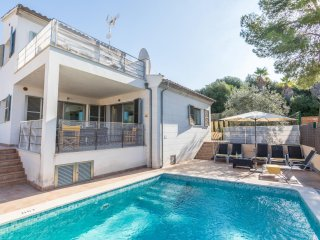 4 bedroom Villa in es Mal Pas, Balearic Islands, Spain : ref 5506639