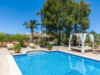 2 bedroom Villa in Llubí, Balearic Islands, Spain : ref 5506638