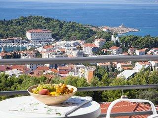 5 bedroom Villa in Makar, Splitsko-Dalmatinska Zupanija, Croatia : ref 5506604
