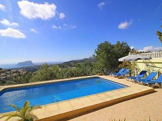 4 bedroom Villa in Urbanitzacio Montemar, Valencia, Spain : ref 5506550
