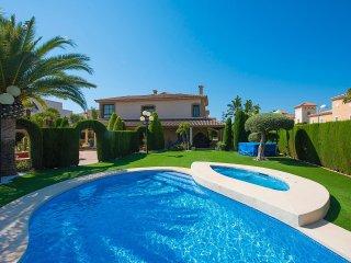 7 bedroom Villa in Casas de Torrat, Valencia, Spain : ref 5506548