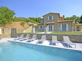 3 bedroom Villa in Il Castagno d'Andrea, Tuscany, Italy : ref 5506533